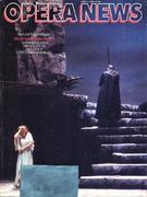 Opera News Magazine April 1, 1989 Magazine