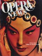 Opera News Magazine November 1, 1994 Magazine