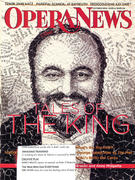 Opera News Magazine October 1, 2004 Magazine