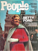 People Magazine June 16, 1975 Magazine