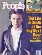 People Magazine January 20, 1986 Magazine