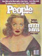 People Magazine October 23, 1989 Magazine
