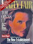 Vanity Fair Magazine October 1994 Magazine