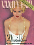 Vanity Fair Magazine April 1990 Magazine