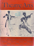 Theatre Arts Magazine April 1946 Magazine