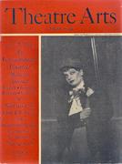 Theatre Arts Magazine August 1944 Magazine