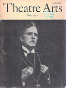 Theatre Arts Magazine May 1942 Magazine