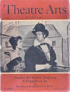 Theatre Arts Magazine December 1940 Magazine
