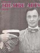 Theatre Arts Magazine October 1958 Magazine