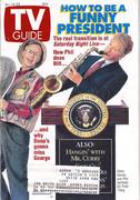 TV Guide January 16, 1993 Magazine