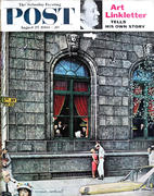 The Saturday Evening Post August 27, 1960 Magazine