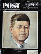 The Saturday Evening Post December 14, 1963 Magazine