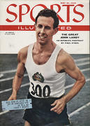Sports Illustrated May 21, 1956 Magazine