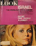 LOOK Magazine April 30, 1968 Magazine