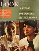 LOOK Magazine December 27, 1966 Magazine