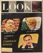 LOOK Magazine October 9, 1962 Magazine