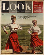 LOOK Magazine August 14, 1962 Magazine