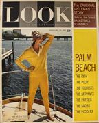 LOOK Magazine February 13, 1962 Magazine