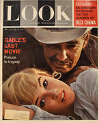 LOOK Magazine January 31, 1961 Magazine