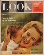LOOK Magazine August 29, 1961 Magazine
