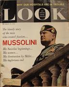LOOK Magazine August 30, 1960 Magazine