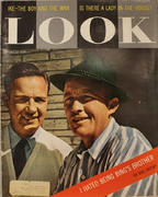 LOOK Magazine July 22, 1958 Magazine