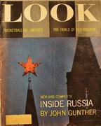 LOOK Magazine April 2, 1957 Magazine