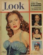 LOOK Magazine November 20, 1951 Vintage Magazine