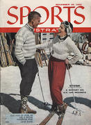 Sports Illustrated December 19, 1955 Magazine
