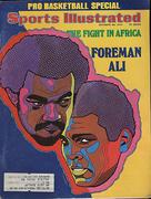 Sports Illustrated October 28, 1974 Magazine