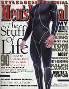 Men's Journal Magazine September 2000 Magazine