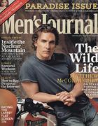 Men's Journal Magazine February 2003 Magazine