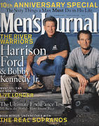Men's Journal Magazine November 2002 Magazine