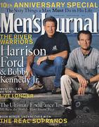 Men's Journal Magazine November 2002 Magazine