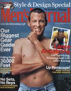 Men's Journal Magazine October 2003 Magazine