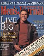 Men's Journal Magazine February 2006 Magazine