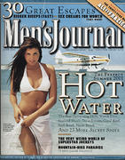 Men's Journal Magazine June 2001 Magazine