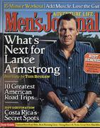 Men's Journal Magazine July 2006 Magazine