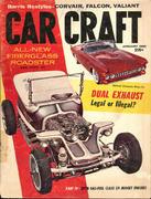 Car Craft Magazine January 1960 Magazine