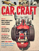 Car Craft Magazine September 1960 Magazine