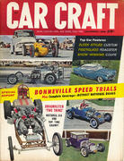 Car Craft Magazine December 1960 Magazine