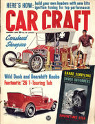 Car Craft Magazine January 1964 Magazine