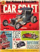 Car Craft Magazine October 1964 Magazine