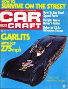 Car Craft Magazine July 1972 Magazine