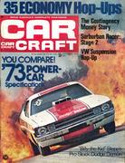 Car Craft Magazine October 1972 Magazine