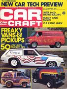 Car Craft Magazine October 1975 Magazine