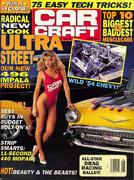 Car Craft Magazine June 1991 Magazine