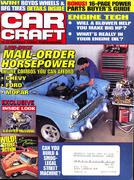 Car Craft Magazine November 1995 Magazine