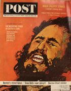 The Saturday Evening Post June 8, 1963 Magazine