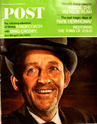 The Saturday Evening Post April 9, 1966 Magazine